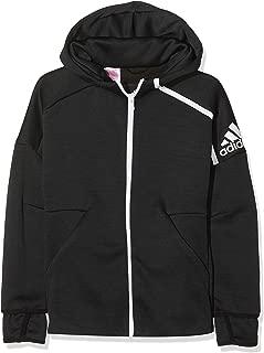 adidas 男孩Zne Hooded 3.0 连帽运动衫