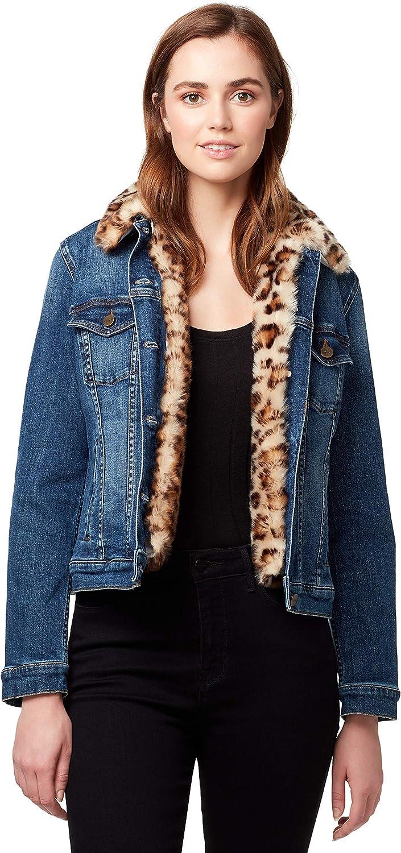Sanctuary Women's Kylie Cropped Denim Jacket