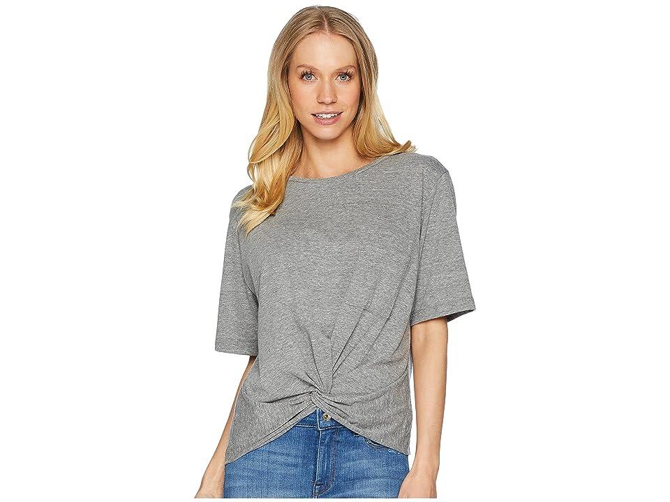 LAmade Tonic Twist Tee (Heather) Women's T Shirt