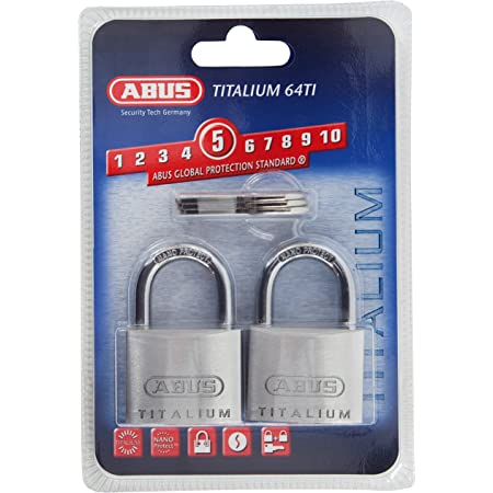 Abus 64TI/40 - Candado (aluminio)