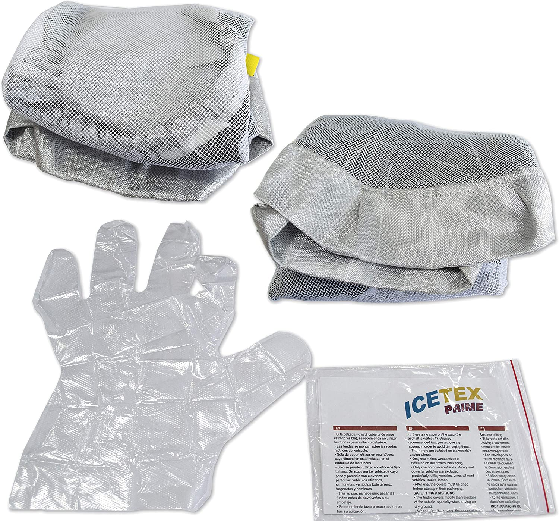 ICETEX PRIME 3405.0051802 Fundas antideslizantes Talla C