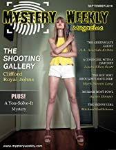 Mystery Weekly Magazine: September 2016 (Mystery Weekly Magazine Issues Book 13)