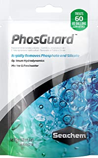 Seachem PhosGuard for Freshwater & Saltwater, 2.1 oz