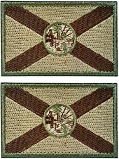 Best subdued florida flag patch Reviews