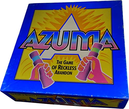 Azuma the Game of Reckless Abandon