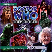 The Monster of Peladon: Library Edition (Doctor Who)