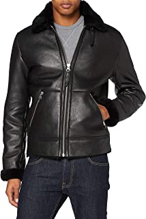 Schott NYC Men's Leather Jacket