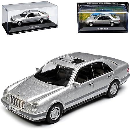 Mercedes-Benz E-Klasse W210 E320 Limousine Schwarz 1995-2002 1//18 Sun Star Model