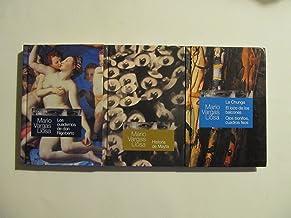 Box Set: La Chunga, El Loco de los balcones, Ojos bonitos, cuadros feos; HIstoria de Mayta; Los cuadernos de don Rigoberto
