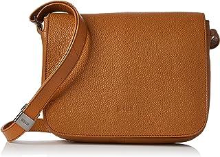 (Brown (Sa. Brown)) - Bree Lady Top 12 Shoulder Bag Leather 25 cm