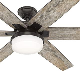 hunter kaplan led 64 ceiling fan