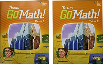 Go Math!: Student Edition Bundle Grade 5 2015