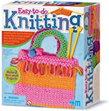 4M Easy-to-do Knitting Art Kit