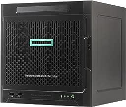 HPE 870208-001 ProLiant MicroServer Gen10 Entry - Server - Ultra Micro Tower - 8 GB RAM - 1 TB HDD - Black