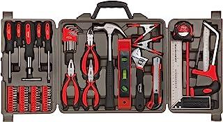 أدوات منزلية من Apollo Tools DT0204 مكونة من 71 قطعة مع معظم الأدوات اليدوية التي يمكن الوصول إليها في حقيبة التخزين
