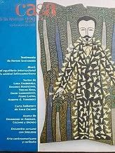 Revista casa de las americas,octubre-diciembre de 2002.numero 229.arte centroamericano y caribeno,carta habanera de italo calvino,testimonio de haydee santamaria