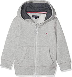 Tommy Hilfiger Jongens Boys Basic Zip Hoodie Sweatshirt