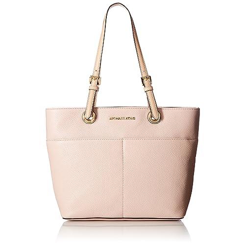 82ec3170674e Michael Kors Women's Bedford Top Zip Pocket Tote Bag