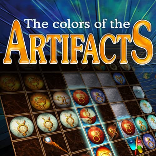 The Colors of the Artifacts - german only