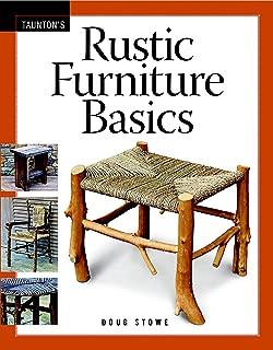 Rustic Furniture Basics
