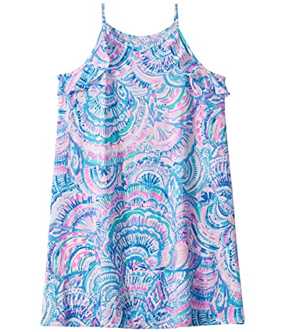 Lilly Pulitzer Kids Mini Billie Dress (Toddler/Little Kids/Big Kids) (Multi) Girl