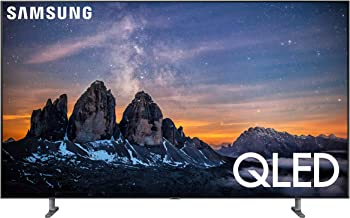 Samsung QN82Q80RAFXZA Flat 82-Inch QLED 4K Q80 Series Ultra HD Smart TV with HDR and Alexa Compatibility (2019 Model