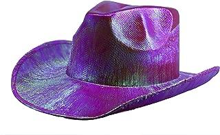 Arsimus Metallic Cowboy Hat