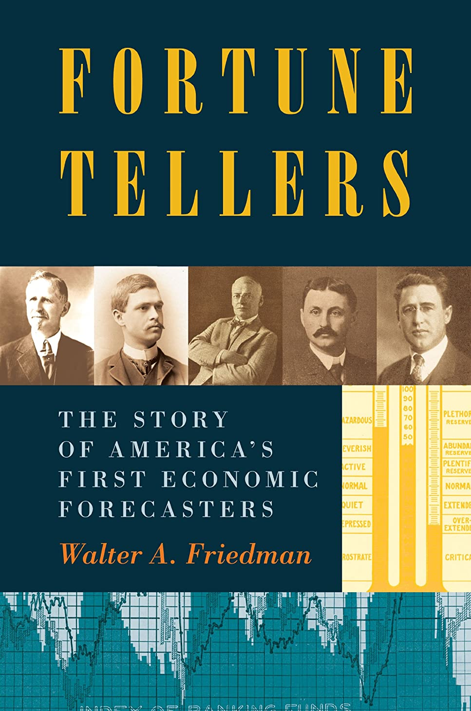 そうでなければ香水本質的ではないFortune Tellers: The Story of America's First Economic Forecasters (English Edition)