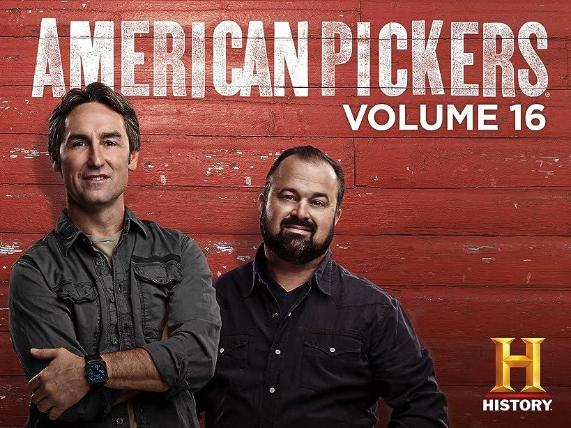 American Pickers Season 16