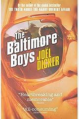 The Baltimore Boys (English Edition) eBook Kindle