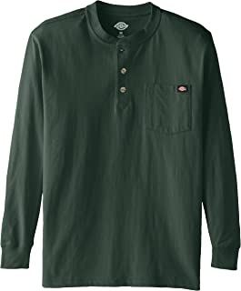 Men's Long Sleeve Heavyweight Henley