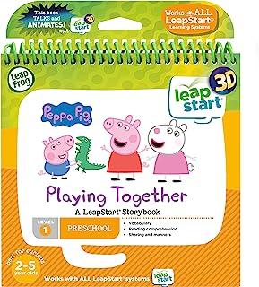 LeapFrog Leapstart Nursery: Peppa Pig Story Book (3D Enhanced)