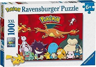 Ravensburger 109340 Puzzel Mijn Liefste Pokémon - Legpuzzel - 100 Stukjes