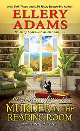 Murder in the Reading Room (A Book Retreat Mystery 5)