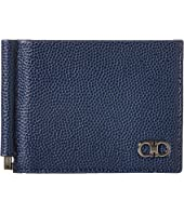 Salvatore Ferragamo - Ten-Forty One Bifold with Clip - 669788