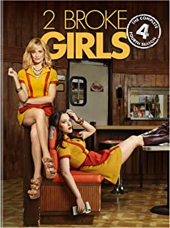 2 Broke Girls: S4 (DVD)