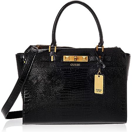 Guess Raffie Carryall Bag Black