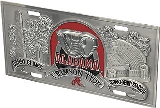 Siskiyou Alabama Elephant College Collector's Plate