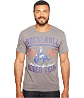Rock and Roll Cowboy - Short Sleeve T-Shirt P9-1664