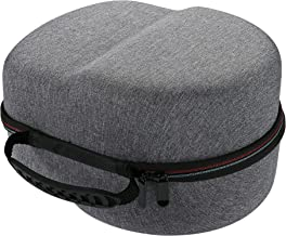 Oculus Quest 2 Case Accessories, Hard Protective Cover Storage Bag Carrying Case for VR Headset (Gray)