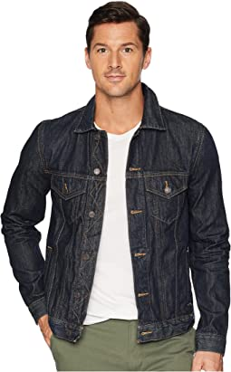 Men S Black Jean Jackets Free Shipping Clothing Zappos