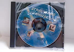 PS1 PLAYSTATION 1 STAR WARS - EPISODE 1 - JEDI POWER BATTLES