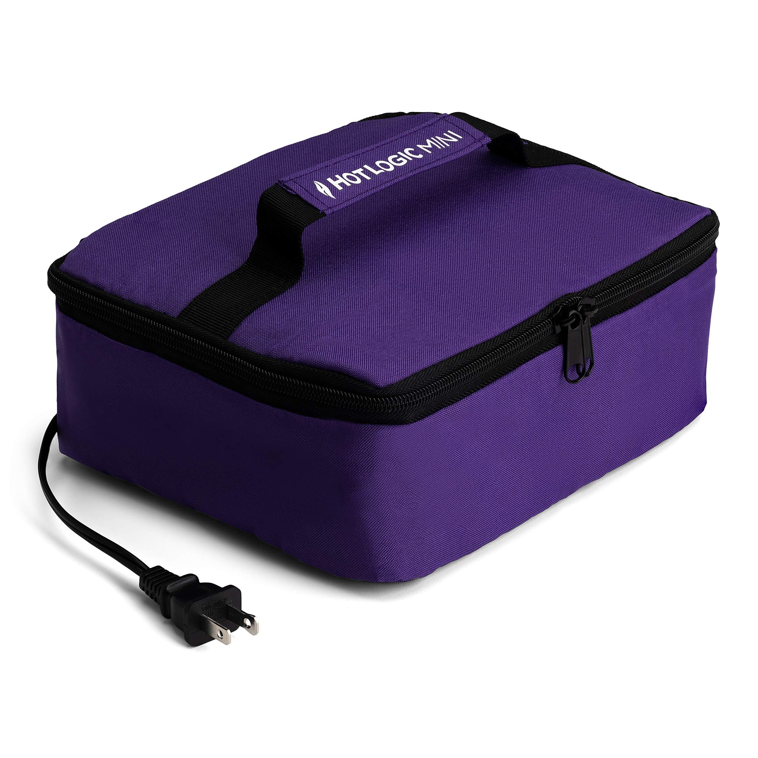 HotLogic Mini Personal Portable Purple