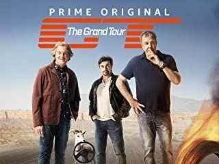 The Grand Tour Season 1 (4K UHD)