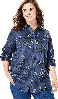 Best plus size moleskin shirts Reviews