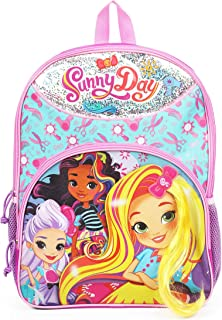 Sunny Day Backpack w/Hair