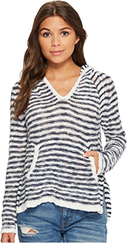 Roxy - Slouchy Morning Stripe Sweater