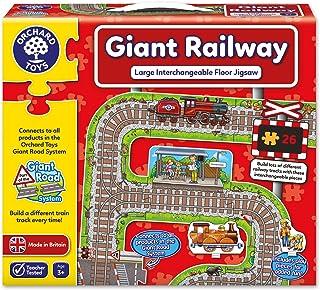 Orchard Toys - Giant Railway Jigsaw