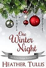One Winter Night (Echo Ridge Romances Book 1)