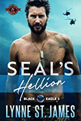 SEAL's Hellion (Special Forces Operation Alpha) (Black Eagle Book 3) (English Edition) Format Kindle